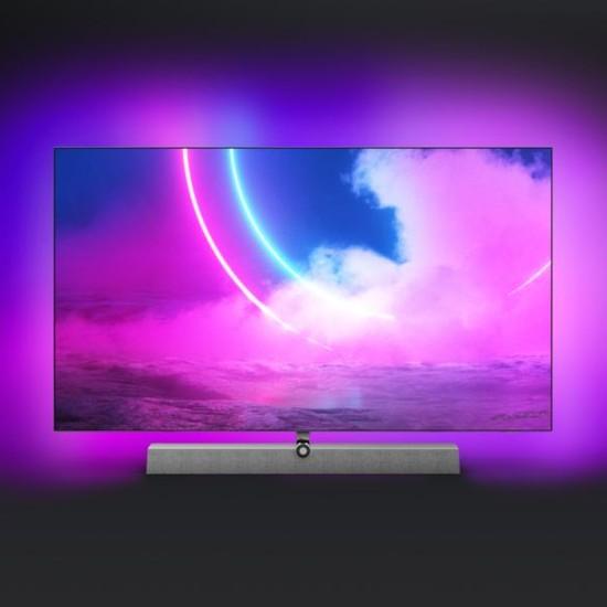 TV OLED 4 K PHILIPS CON AUDIO B&W