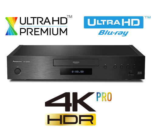 LETTORE ULTRA HD BLU-RAY PANASONIC DP-UB9000