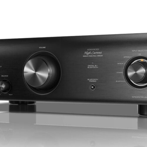 AMPLIFICATORE INTEGRATO DENON PMA 600