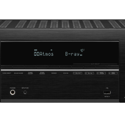 AMPLIFICATORE HOME THEATRE DENON AVC -X 3700 H