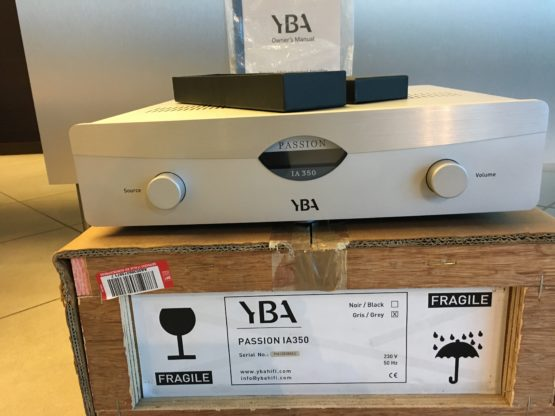 OCCASIONE AMPLIFICATORE INTEGRATO YBA PASSION IA 35