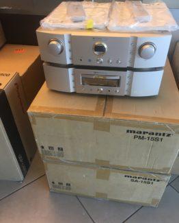 LETTORE CD MARANTZ SA15- AMPLIFICATORE PM 15 S-1 S1