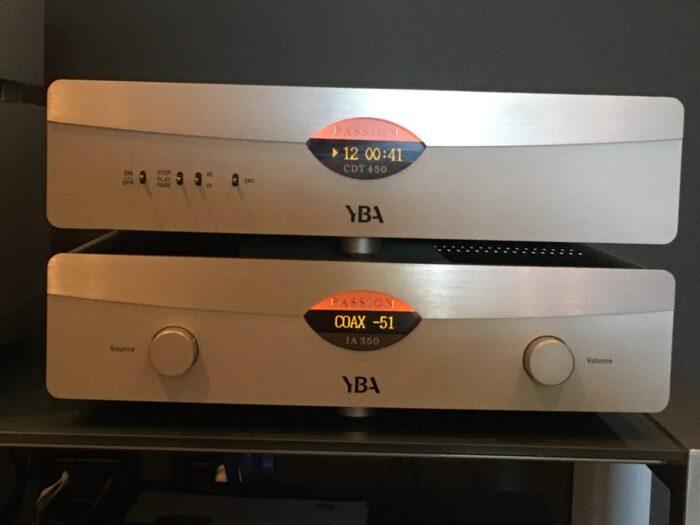 occasione- LETTORE CD YBA PASSION CDT 450