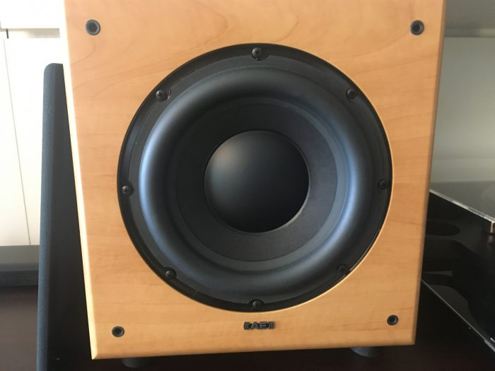 occasione- SUBWOOFER NEO ACOUSTIC ENERGY