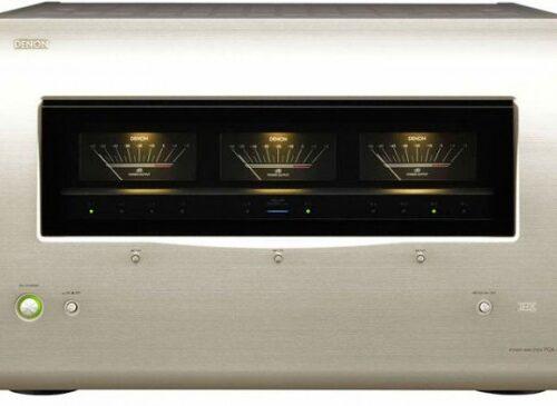 occasione-DENON POA-A1 HD AMPLIFICATORE FINALE MULTICANALE