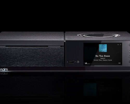 AMPLIFICATORE INTEGRATO NAIM UNITI STAR ALL-IN-ONE