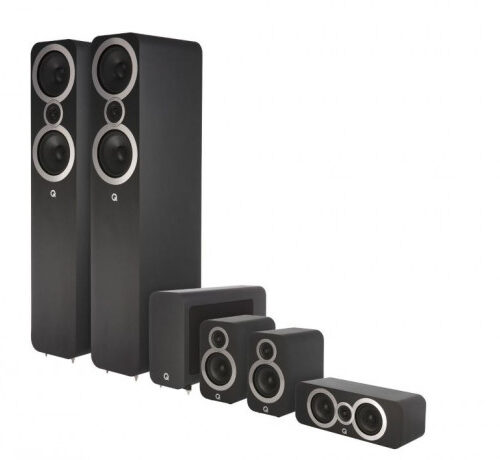 Q ACOUSTICS DIFFUSORI HOME CINEMA
