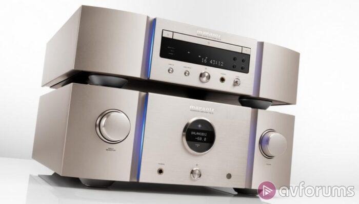 REFERENCE SERIE 10 MARANTZ AMPLIFICATORE PM 10 SACD CD SA10