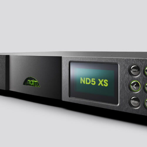 LETTORE DI RETE MEDIA PLAYER NAIM ND5 XS