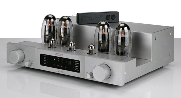AMPLIFICATORE INTEGRATO V80 SE
