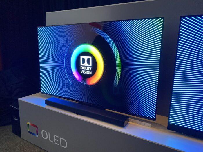 TV OLED PANASONIC DOLBY VISION IQ
