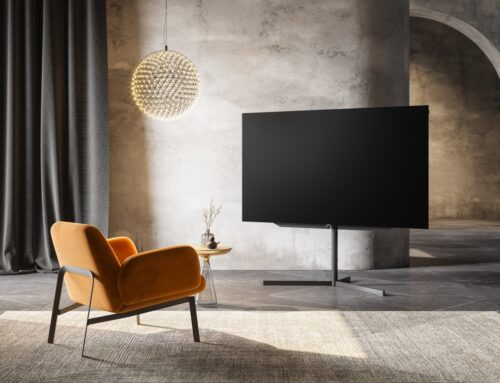Loewe raddoppia tra TV OLED e soundbar Dolby Atmos
