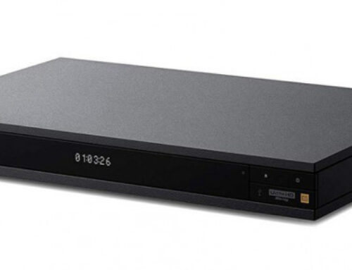 LETTORE BLU-RAY DISC 4K ULTRAHD UBP-X1100 ES SONY